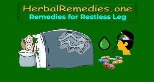 Treatment for Restless Legs