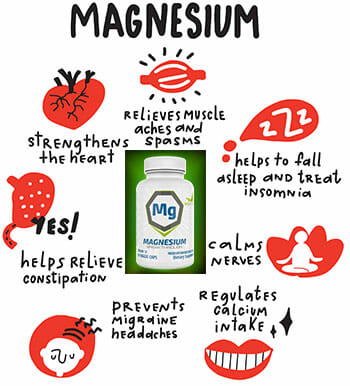 best type of magnesium for arthritis