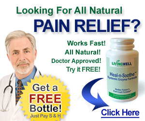 natural pain reliever